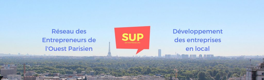 Photo de la vue panoramique de Suresnes où SUP Entrepreneurs organise ses événements